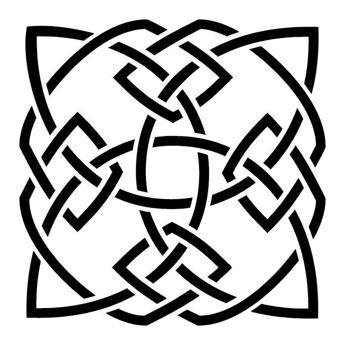 дети кельтский рисунок картинки руки над головой