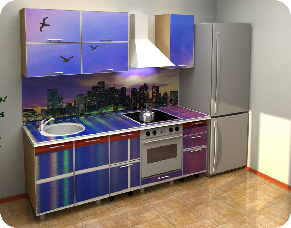 Кухонные гарнитуры сэкономят