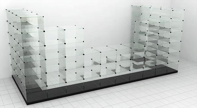 Как сделать стеклянные кубы 172