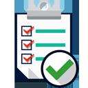 Онлайн-заявка иконка