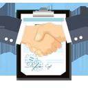 Партнёрская программа иконка