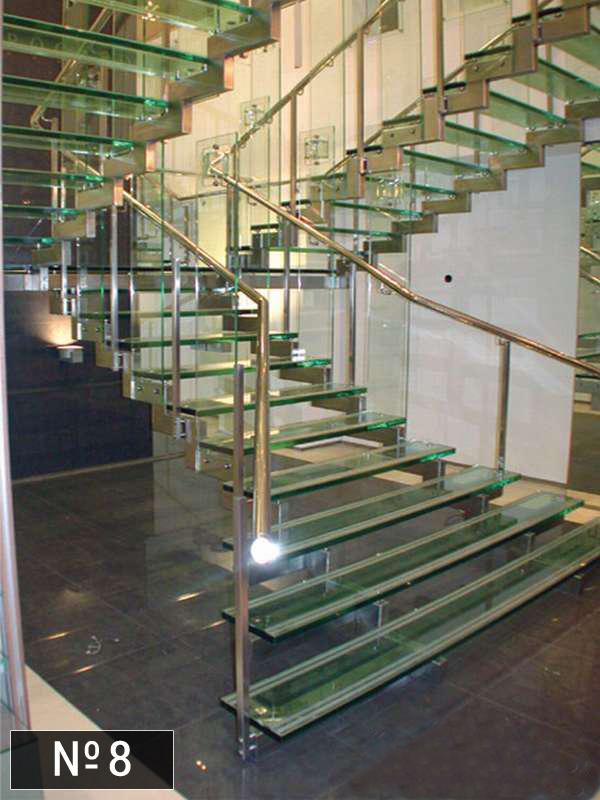 что видим стеклянные перила для лестниц в калининграде своем почтом